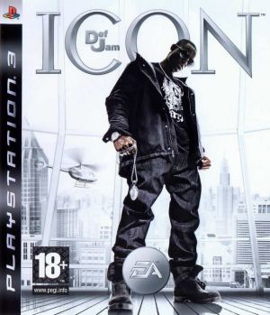 Def Jam: Icon for PlayStation 3