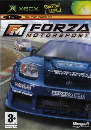 Forza Motorsport for Xbox
