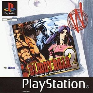 Bloody Roar 2: Bringer of the New Age [White Label] for PlayStation