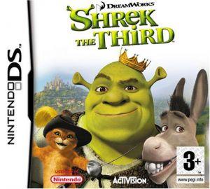 Shrek The Third for Nintendo DS