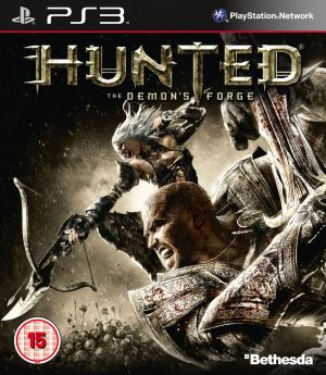 Hunted: The Demon's Forge for PlayStation 3