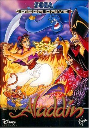 Aladdin for Mega Drive