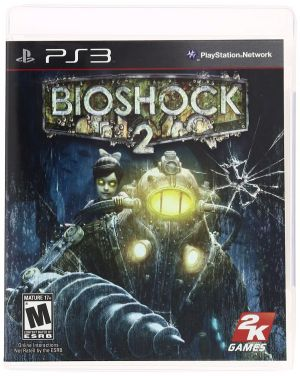BioShock 2 for PlayStation 3
