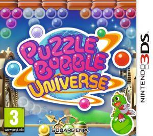 Puzzle Bobble: Universe for Nintendo 3DS