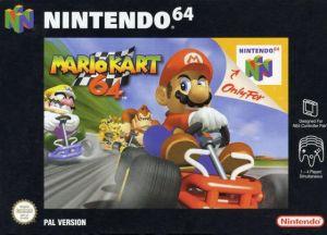 Mario Kart 64 for Nintendo 64