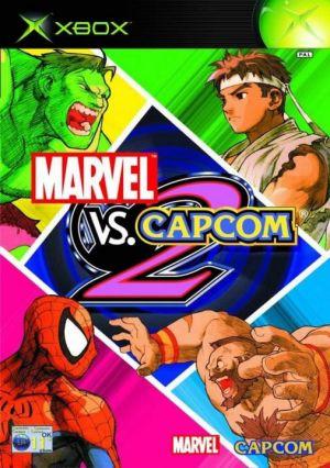 Marvel vs. Capcom 2 for Xbox
