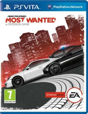 Need for Speed: Most Wanted - A Criterion Game for PlayStation Vita
