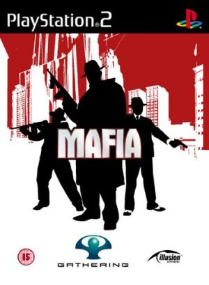 Mafia for PlayStation 2