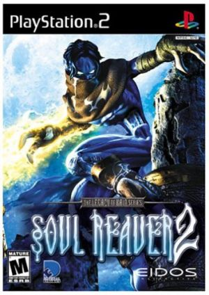 Soul Reaver 2 for PlayStation 2