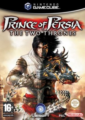 Prince of Persia: The Two Thrones for GameCube