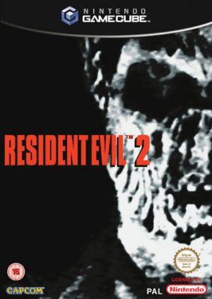 Resident Evil 2 for GameCube