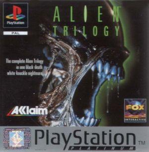 Alien Trilogy for PlayStation