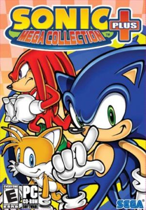Sonic Mega Collection Plus [GSP] for Windows PC