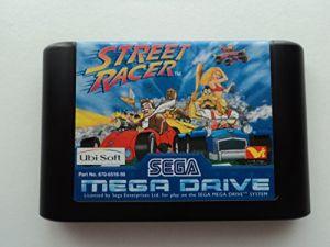 Street Racer for Mega Drive