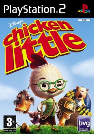 Chicken Little for PlayStation 2