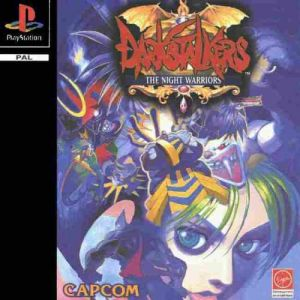 Darkstalkers - The Night Warriors for PlayStation