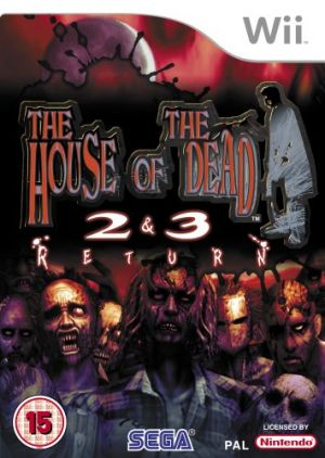 The House of the Dead 2 & 3 Return for Wii
