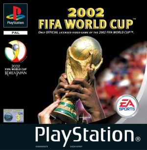 2002 FIFA World Cup for PlayStation