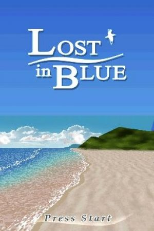 Lost in Blue for Nintendo DS