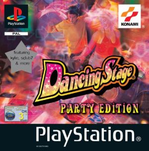 Dancing Stage Party Edition for PlayStation