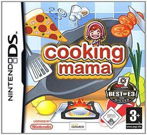Cooking Mama for Nintendo DS