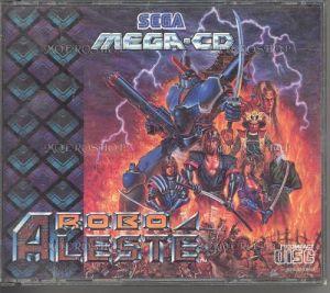 Robo Aleste for Mega CD