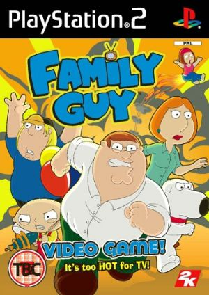 Family Guy Video Game! for PlayStation 2