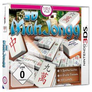 3D MahJongg for Nintendo 3DS