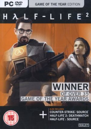 Half-Life 2: Game of the Year Edition for Windows PC