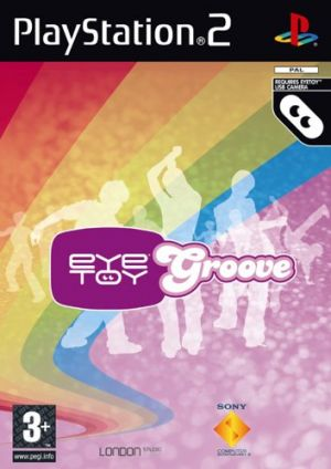 EyeToy: Groove for PlayStation 2
