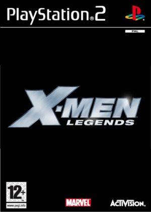 X-Men Legends for PlayStation 2