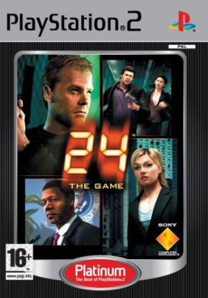 24: The Game [Platinum] for PlayStation 2