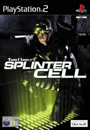 Tom Clancy's Splinter Cell for PlayStation 2