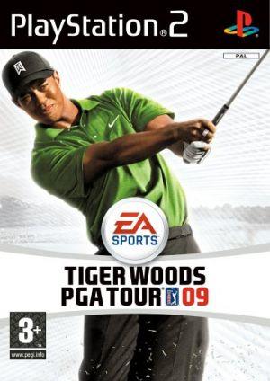 Tiger Woods PGA Tour 09 for PlayStation 2