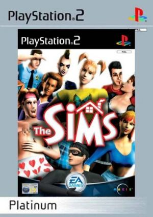 The Sims [Platinum] for PlayStation 2
