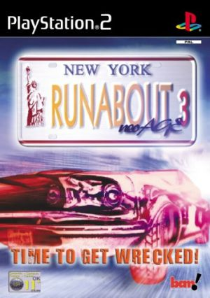 Runabout 3 Neo Age for PlayStation 2