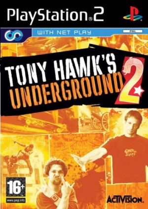 Tony Hawk's Underground 2 for PlayStation 2