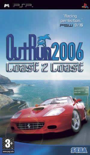 OutRun 2006: Coast 2 Coast for Sony PSP