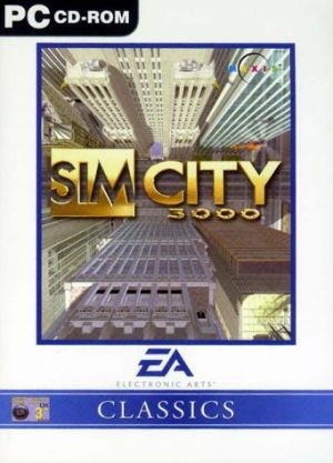 SimCity 3000 [EA Classics] for Windows PC