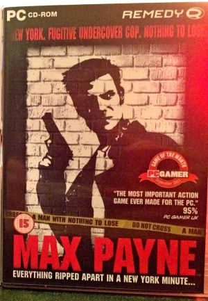 Max Payne for Windows PC