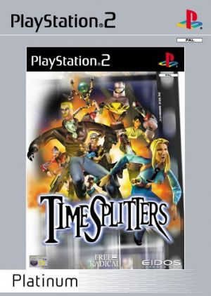 TimeSplitters [Platinum] for PlayStation 2