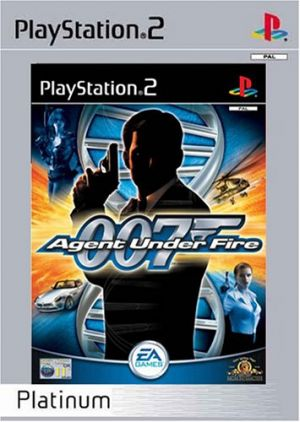 007: Agent Under Fire [Platinum] for PlayStation 2