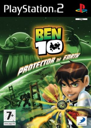 Ben 10: Protector of Earth for PlayStation 2