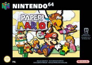 Paper Mario for Nintendo 64