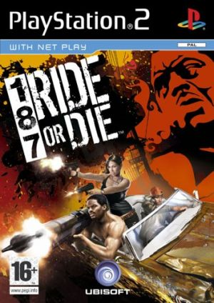 187 Ride or Die for PlayStation 2