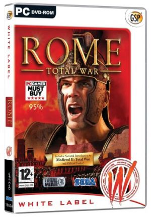 Rome: Total War [White Label] for Windows PC