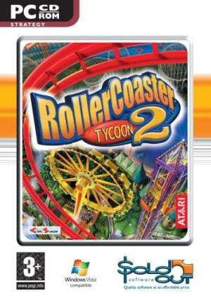 Rollercoaster Tycoon 2 [Sold Out] for Windows PC