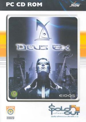 Deus Ex [Sold Out] for Windows PC