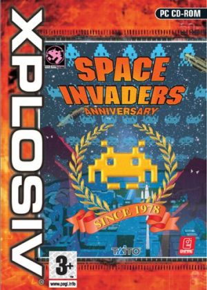 Space Invaders Anniversary [Xplosiv] for Windows PC