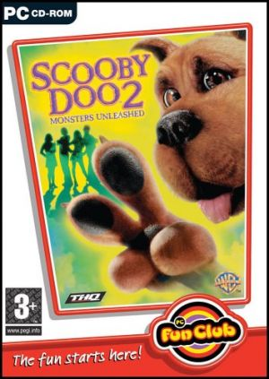 Scooby Doo 2: Monsters Unleashed [PC Fun Club] for Windows PC